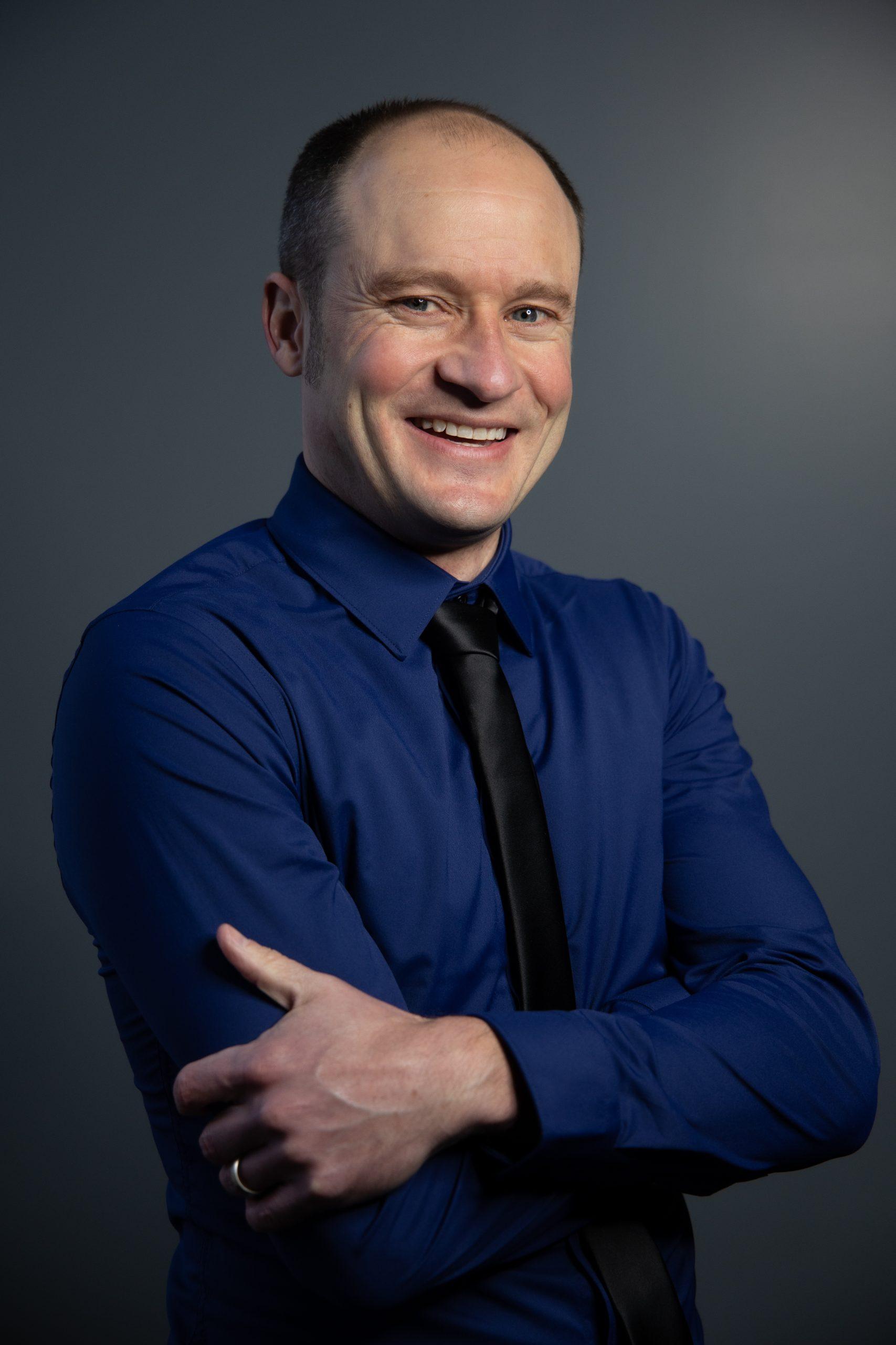 Speaker Profile Picture